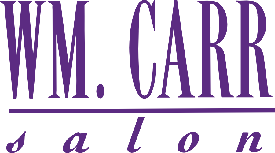 Wm. Carr Salon Logo